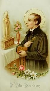 Święty Jan Berchmans