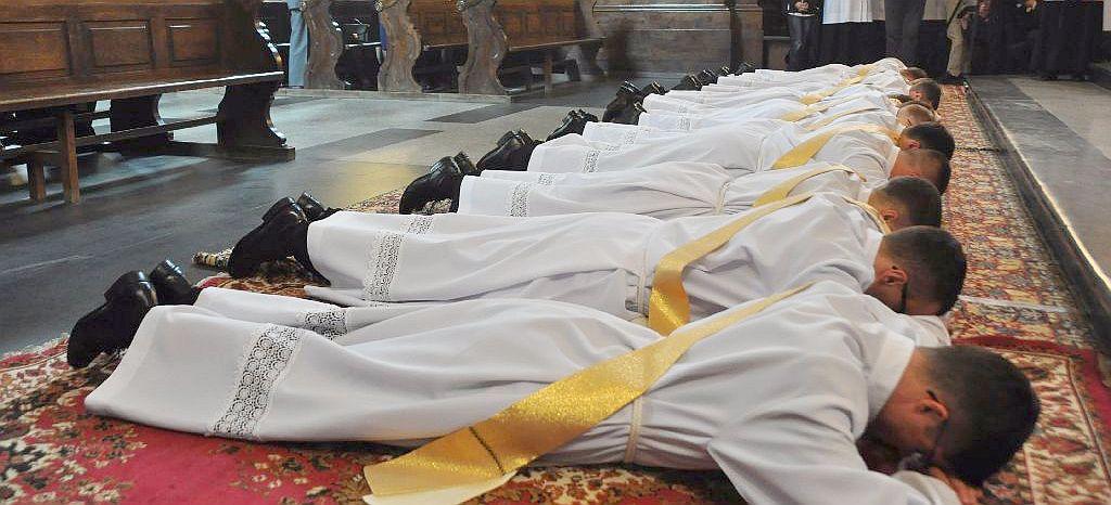Święcenia kapłańskie 2017