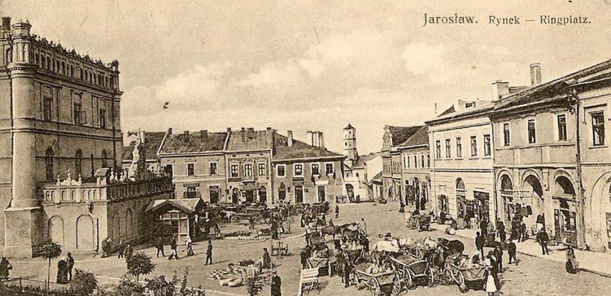 Martyrologia jarosławskich Żydów