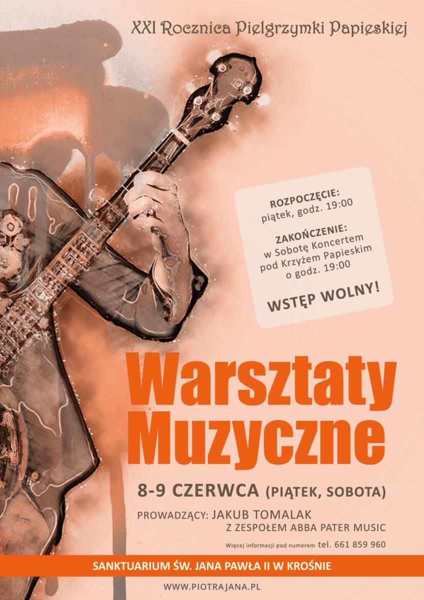 JP2 w Krośnie: warsztaty muzyczne
